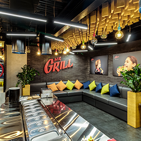 Mr.Grill Hotdogs&Burgers | Franchise Group